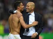 """Bóng đá - Zidane quyết bỏ """"Galacticos"""", Real gia hạn Ronaldo"""