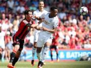 Bóng đá - Bournemouth - MU: May trước, hay sau