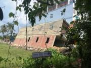 Tin tức trong ngày - TP.HCM: Nhà 2 tầng đang xây bất ngờ đổ sập