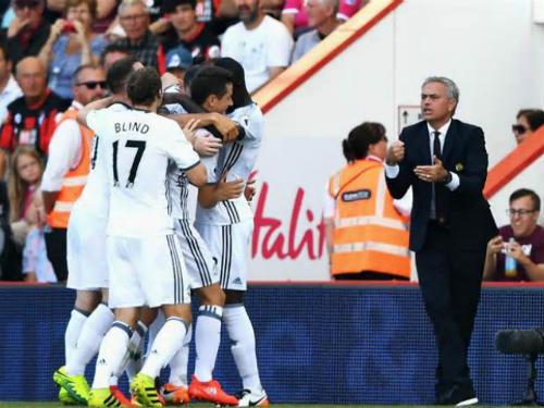 """MU - Mourinho: Niềm tin lớn từ """"khúc dạo đầu"""""""