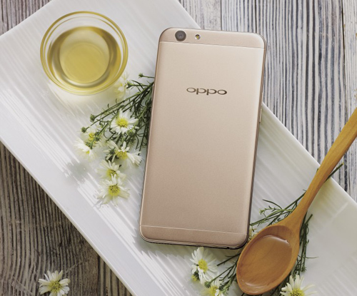 Đánh giá Oppo F1s: Camera trước ấn tượng, giá hợp lý