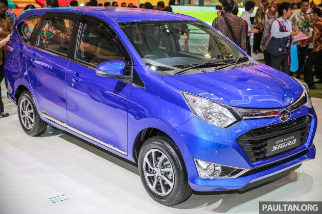 Ra mắt Daihatsu Sigra - Cặp song sinh với Toyota Calya - 2
