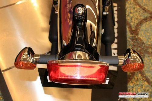 Ra mắt Kawasaki W800 giá 423,5 triệu đồng - 12