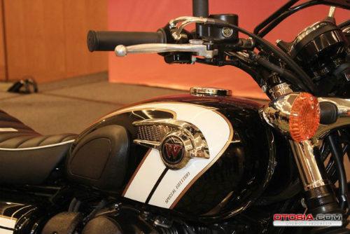 Ra mắt Kawasaki W800 giá 423,5 triệu đồng - 7