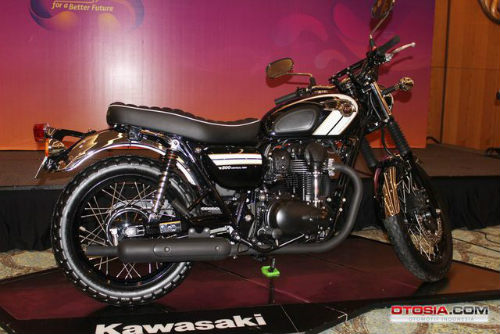 Ra mắt Kawasaki W800 giá 423,5 triệu đồng - 5