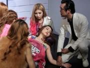 Ca nhạc - MTV - Thí sinh X-Factor bất ngờ ngất xỉu trên sân khấu