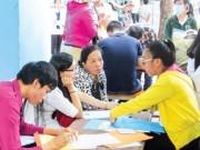 Giáo dục - du học - Điểm chuẩn xét tuyển đợt 1: Giảm trường top trên, tăng top giữa