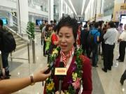 Thể thao - HLV của Hoàng Xuân Vinh vỡ òa cảm xúc ngày về
