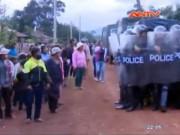 An ninh Xã hội - Cả chục CSCĐ bị thương khi bắt nghi phạm giết kiểm lâm