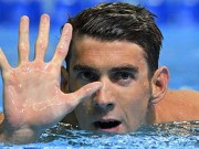 Olympic 2016 - 'Không thể có Michael Phelps thứ hai'