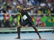 Thể thao - Vô địch 100m, Bolt vẫn buồn vì không phá được kỷ lục