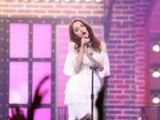 Ca nhạc - MTV - Hương Giang Idol xin lỗi Lệ Quyên vì hát nhép quá đà