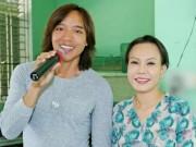 Ca nhạc - MTV - Ông xã Việt Hương khoe tài ca hát