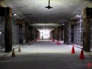 Tin tức trong ngày - Cận cảnh đại công trường nhà ga metro dưới lòng đất