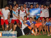 Bóng đá - Đại diện bóng đá phủi Hà Nội tranh vé đến Real Madrid