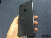 Thời trang Hi-tech - iPhone 7 Plus màu đen cực đẹp và nam tính