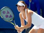 Thể thao - BXH tennis 15/8: Mỹ nhân Thụy Sỹ lao dốc không phanh