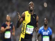 """Thể thao - Usain Bolt: """"Dị nhân"""" chuyên xuất phát sau về trước"""
