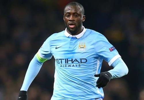 Man City: Pep thanh trừng, Yaya Toure hết cửa