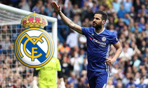 """Tin chuyển nhượng 16/8: Fabregas """"đi đêm"""" với Real"""