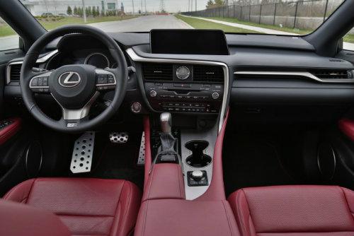 Nên chọn mua 2016 Lexus RX 350 hay 2016 Lincoln MKX? - 4