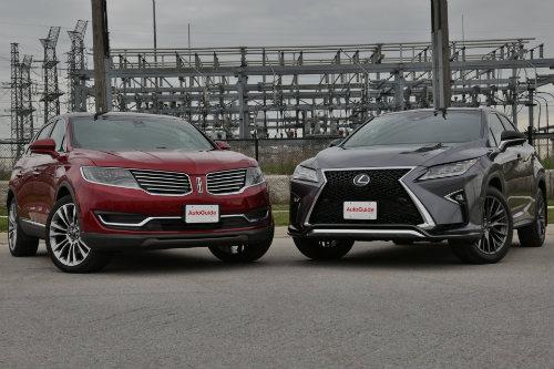 Nên chọn mua 2016 Lexus RX 350 hay 2016 Lincoln MKX? - 1