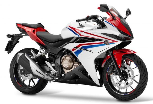 Ngắm Honda CBR500R, CB500F và CB500X mới tại GIIAS 2016