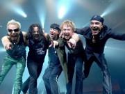 Ca nhạc - MTV - Nhóm nhạc rock huyền thoại Scorpions đến VN sau 3 lần được mời
