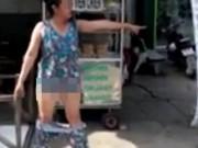 Tin tức trong ngày - Xác minh clip phụ nữ tụt quần ở Long An gây xôn xao