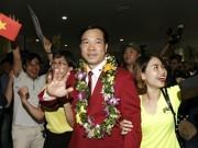 Thể thao - Xạ thủ Hoàng Xuân Vinh phá kỷ lục tiền thưởng