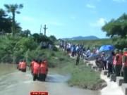 Video An ninh - Hơn 100 công an tìm kiếm nạn nhân lũ cuốn ở Hòa Bình