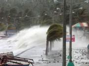 Tin tức trong ngày - Áp thấp sắp mạnh lên thành bão, Bắc Bộ hứng mưa lớn
