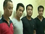 Video An ninh - 5 giang hồ đất Cảng giết người trước cửa khách sạn