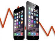 Thời trang Hi-tech - Doanh số bán iPhone sụt giảm, các nhà cung cấp bị ảnh hưởng nặng