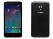 Thời trang Hi-tech - Ra mắt điện thoại Alcatel Tru giá siêu rẻ