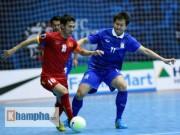 Bóng đá - Futsal Việt Nam chuẩn bị World Cup: Đầu bếp riêng theo đội