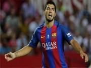 Bóng đá - Barca: Khi Suarez ngày càng quan trọng hơn Messi