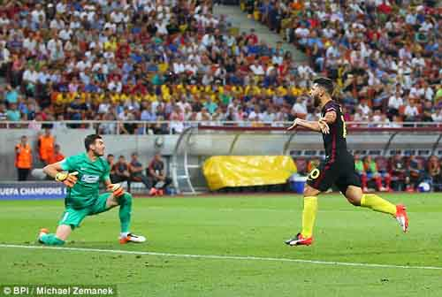 Steaua Bucuresti - Man City: Tội đồ hóa người hùng - 1