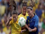 Bóng đá - Brazil – Thụy Điển: Kết cục đau đớn (BK bóng đá nữ Olympic)