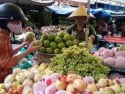 Thị trường - Tiêu dùng - Nở rộ trái cây Trung Quốc núp bóng hàng Việt