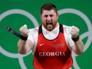 """Olympic 2016 - """"Thần sức mạnh"""" nâng 473kg phá KLTG, gặt HCV Olympic"""