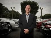 Tài chính - Bất động sản - Từ nhân viên rửa xe thành ông chủ công ty trăm triệu đô