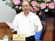 Tin tức trong ngày - Thủ tướng Nguyễn Xuân Phúc: Cán bộ làm gì dân cũng biết