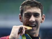 Thể thao - Vua HCV Olympic M.Phelps: Tay chơi khét tiếng (P1)