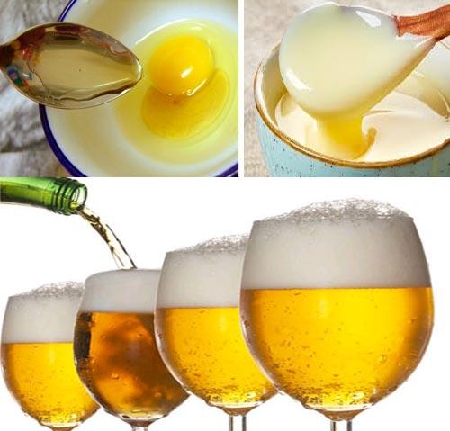 Bia và 7 cách nuôi dưỡng suối tóc siêu mềm mượt