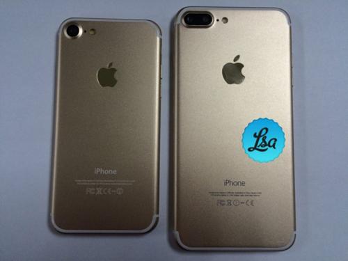 Apple sẽ chính thức ra mắt mẫu iPhone 7 và iPhone 7 Plus