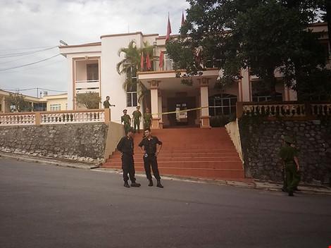 Lãnh đạo Yên Bái bị bắn: Siết an ninh tại nhà nạn nhân và nghi phạm