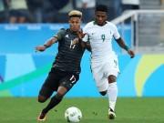 Bóng đá - Nigeria - Đức: Xứng đáng vào chung kết