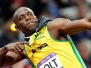 Thể thao - Chạy 200m, Bolt nhởn nhơ chờ đối thủ theo kịp