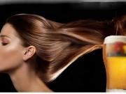 Làm đẹp - Bia và 7 cách nuôi dưỡng suối tóc siêu mềm mượt